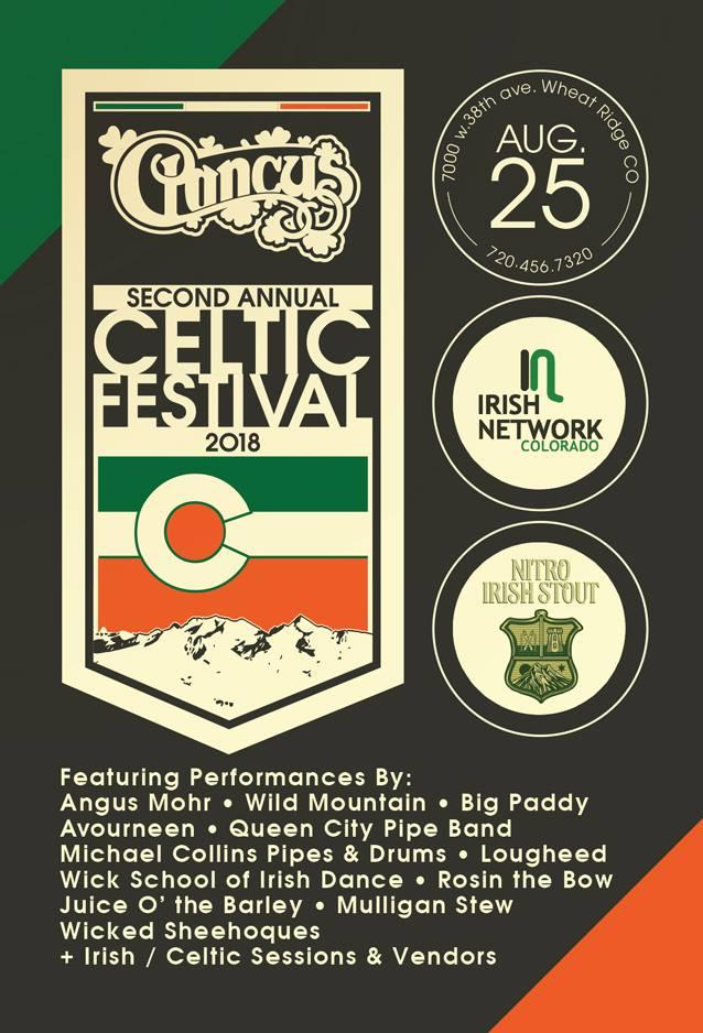 Clancy's CelticFest